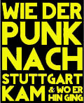 PUNK IN STUTTGART